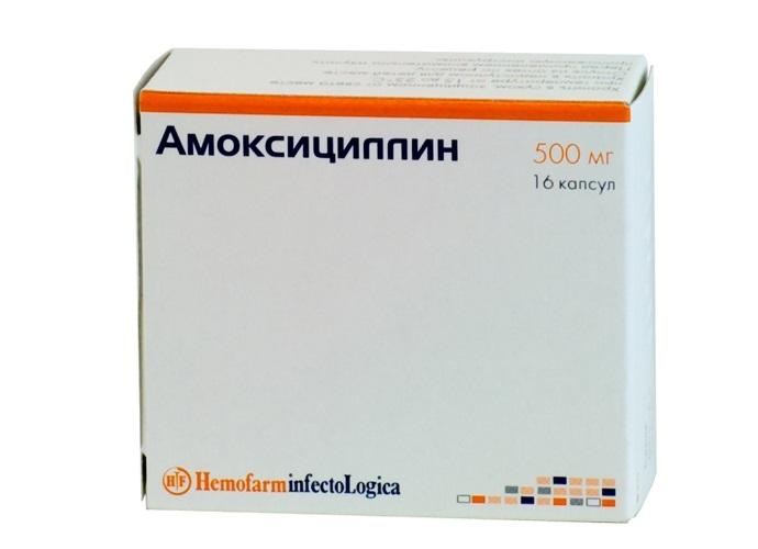 amoksicilin